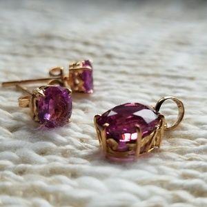 Jewelry - .pink gems. Pink Sapphire Gemstones 💎